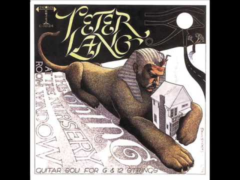 Lang Peter - Red Meat On The Road