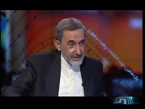 Interview with Ali Akbar Velayati 26 May 2013 - گفتگوی اول انتخاباتی با علی اکبر ولایتی