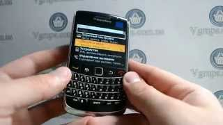 Видео обзор Blackberry Bold 9700 (оригинал) - Купить в Украине - vgrupe.com.ua
