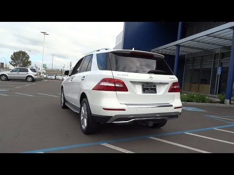 2014 Mercedes-Benz M-Class Pleasanton, Walnut Creek, Fremont, San Jose, Livermore, CA 27917