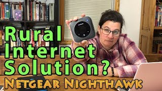 Rural Internet Solution Netgear Nighthawk
