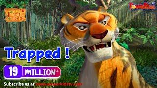 Jungle Book Hindi Cartoon for kids   Junglebeat   Mogli Cartoon Hindi   Episode 47 Trapped
