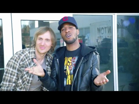 David Guetta feat Kid Cudi - Memories Extended Mix