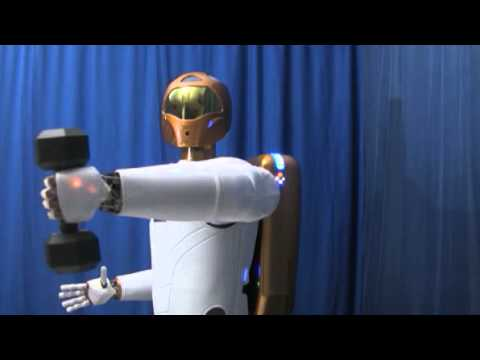 Introducing NASA's Robonaut 2