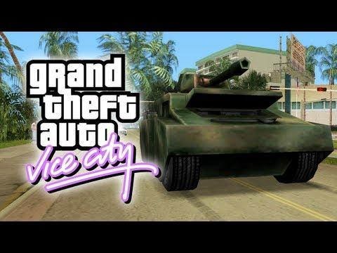 GTA Vice City - #7: Weekend guards