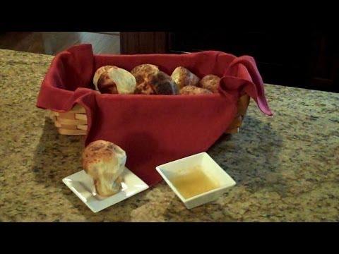 Garlic Parmesan Rolls - Lynn's Recipes