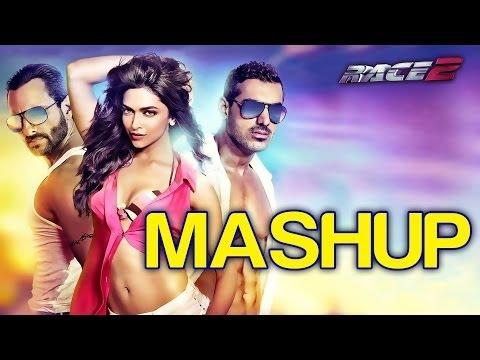 Race 2 Mashup - Race 2   Saif Ali Khan, Deepika Padukone, Jacqueline, Ameesha, John & Anil Kapoor