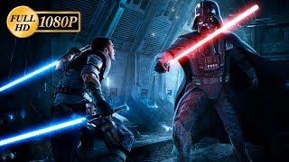 Star Wars El Poder De La Fuerza 2 Pelicula Completa Español 1080p (Game Movie)
