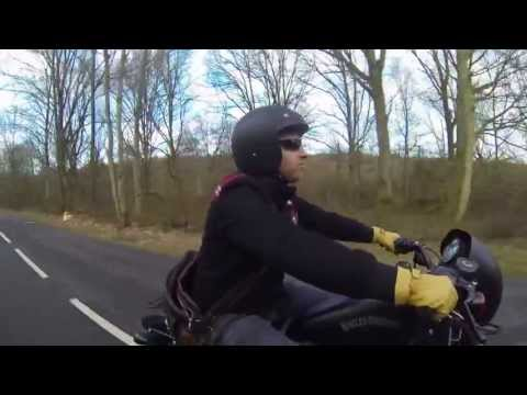 Two Sportster Iron 883 Harley-Davidson GoPro