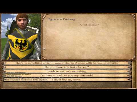 Mount and Blade: Warband Mods - Heart Of Europe