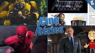 Nouveau costume Spider-Man ? / Reboot Bumblebee confirmé ? / Bond 25 scénariste / etc ...