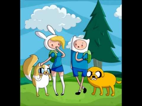 Adventure time Doubles - Hora de aventura Dobles
