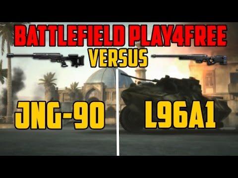 BFP4F Versus - JNG-90 vs L96A1