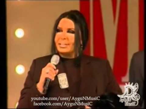 Turk Muziginin Sultani Bulent Ersoy Superstar Aygun Kazimova'nin Deveti Ile Azerbaycanda video