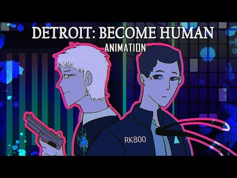 I'm Sorry, I'm Sorry animation / Detroit: become human