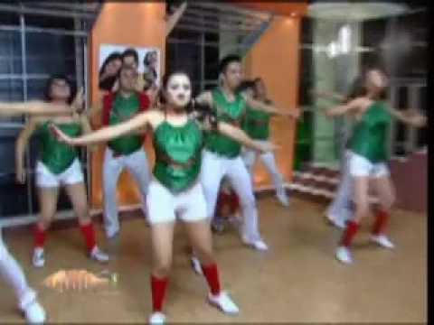 Waka Waka He He, Samina Mina Zangalewa Shakira Ego Dance! video