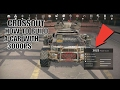Lagu CROSSOUT-HOW TO BUILD A CAR WITH 3000PS (PS4)