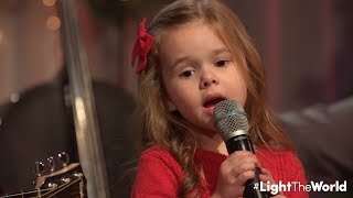Viral Father Daughter Duo Performs 39 Let There Be Peace On Earth 39