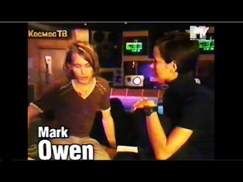 Mark Owen - Interview On Abbey Road For MTV UK (October 1996)