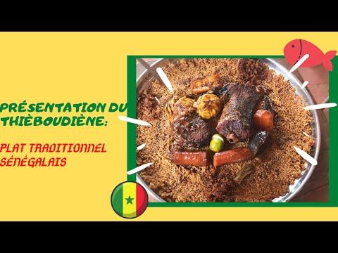 Thiéboudiène - Plat Traditionnel Sénégalais