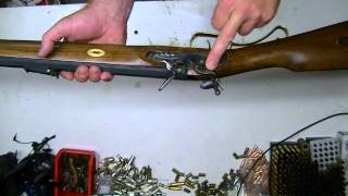 Traditions 50 Cal Flintlock black powder rifle