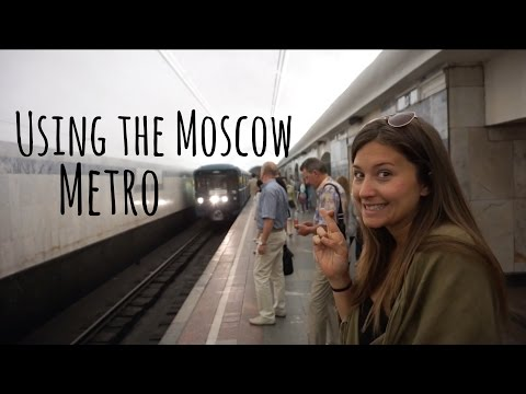 How to use the Moscow Metro