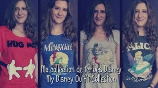 Disney Outfits Collection - Collection de tenues Disney