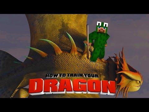 Minecraft - HOW TO TRAIN YOUR DRAGON 2 - [5] 'Tornado Storm'