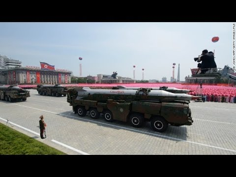 World War 3 : North Korea test fires RoDong Ballistic Missiles as Rivals meet (Mar 26, 2014)