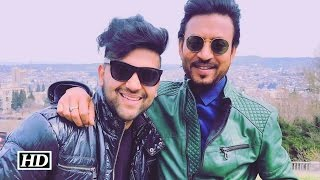 "download lagu Guru Randhawa's Fan Boy Moment  Irrfan  ""suit"" gratis"