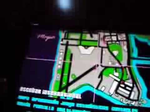 Avioneta en gta vice city stories psp