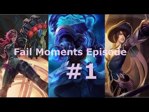 League of Legends - Fail Moments 1