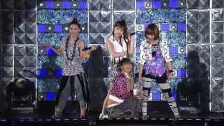2NE1 - Fire + I Don't Care (Asia Song Festival 2009) HD