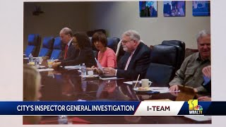 IG looking at Baltimore elected officials' board relationships