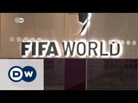 FIFA World soccer museum opens in Zurich | DW News