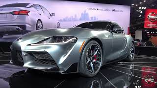 2020 Toyota Supra GR   All you need to know
