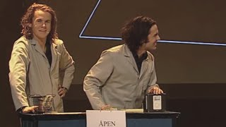Ylvis Video - Ylvis sells iPod (English subs)