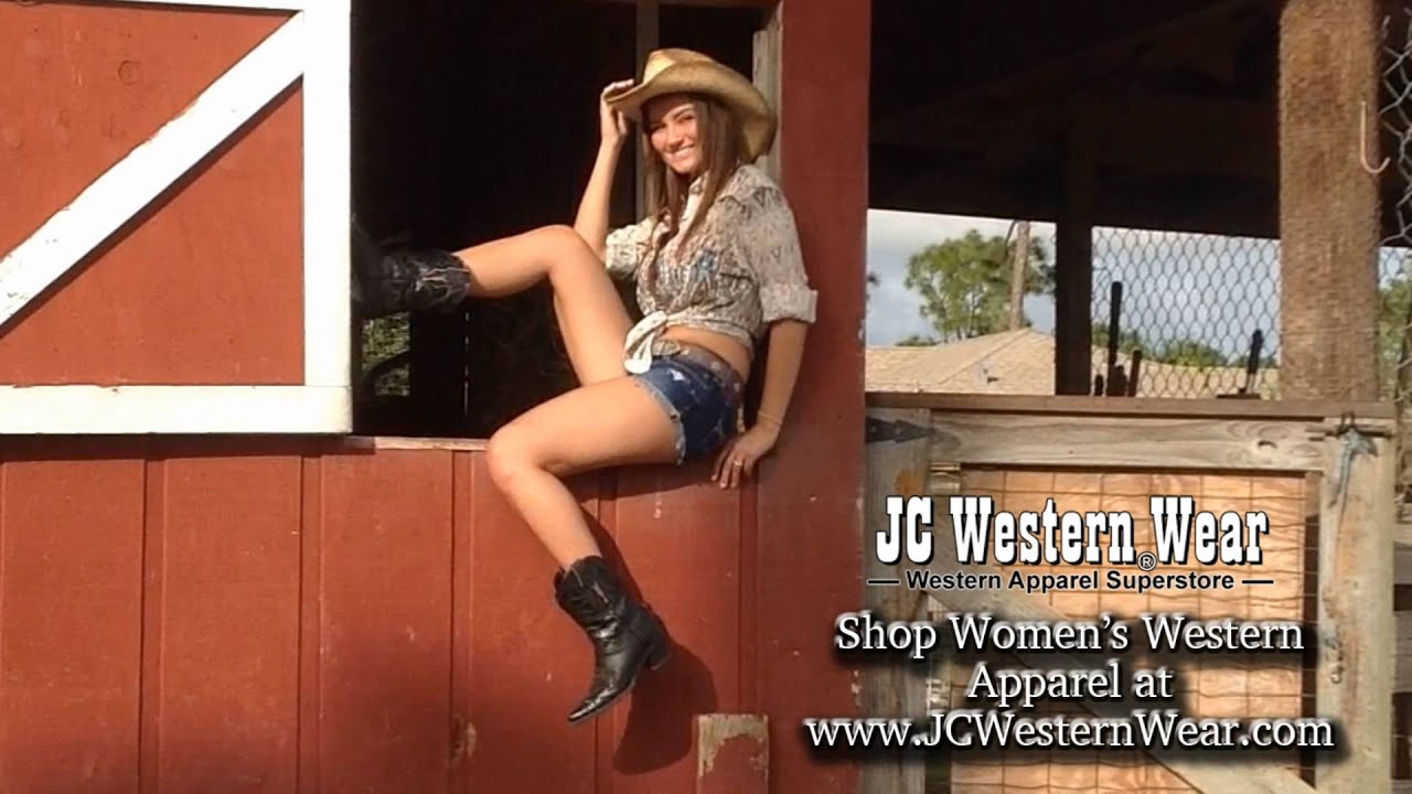 Would you wear.. A western