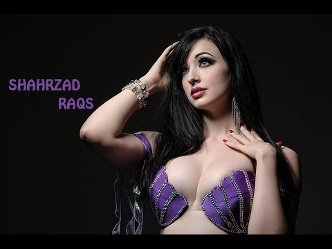 Sexy Hot Sensual Arabic Belly Dance Shahrzad Raqs video
