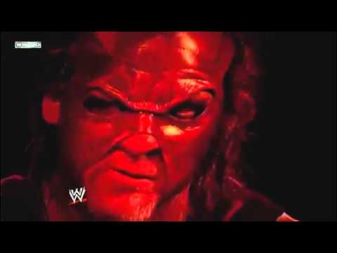 WWE Elimination Chamber John Cena vs Kane Promo