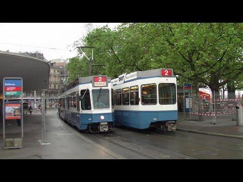 Straßenbahn Zürich