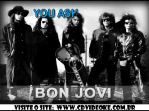 Bon Jovi   Blaze Of Glory