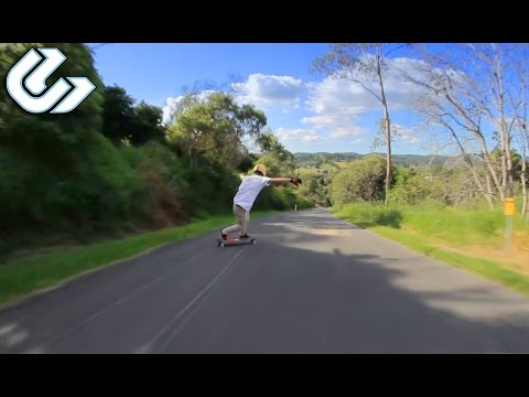 Comet Skateboards // A Day Down Under with Dom Ferro