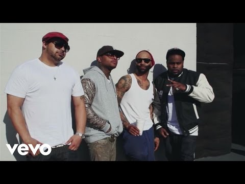 Slaughterhouse - My Life (Behind The Scenes) ft. CeeLo Green Music Videos