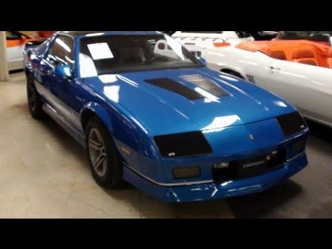 Iroc Z Wiki >> Camaro Color Electric Blue | Autos Post