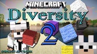 Minecraft Mini-Game: Diversity! [Multi-Genre] PART 2 MOB ARENA!