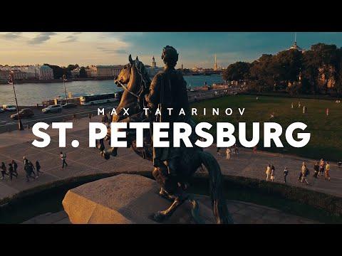 Aerial Saint-Petersburg - Tatarinov Films // Санкт-Петербург// Питер аэросъемка