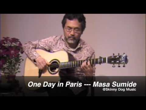 Masa Sumide - One Day In Paris