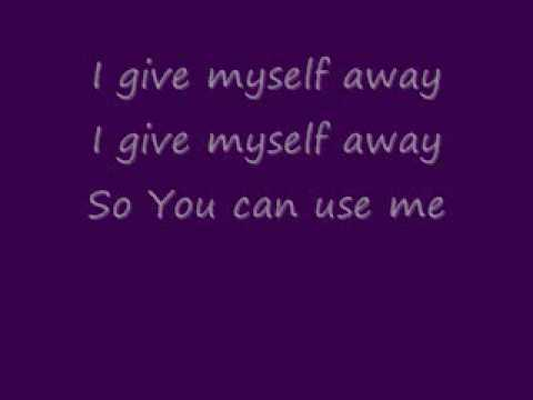 William Mcdowell - I Give Myself Away (Chords)