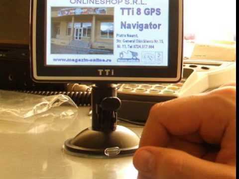 Navigatie TTi L505